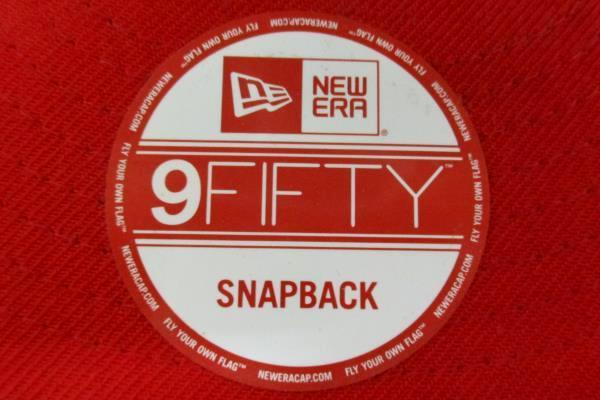 New Era 9FIFTY San Francisco Giants Strapback Hat Baseball Cap Adjustable One Sz