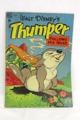 "Vintage 1949 ""Walt Disney's Thumper Follows His Nose"" Dell Comic No. 243"