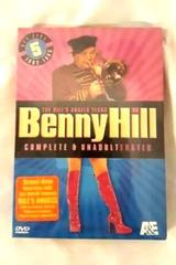 Benny Hill Complete & Unadulterated Set 5 1982-1985 3-Disc DVD Collection