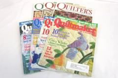 7 QuIltmaker Step by Step Patterns Tips Techniques Newsletter Magazines '99-00