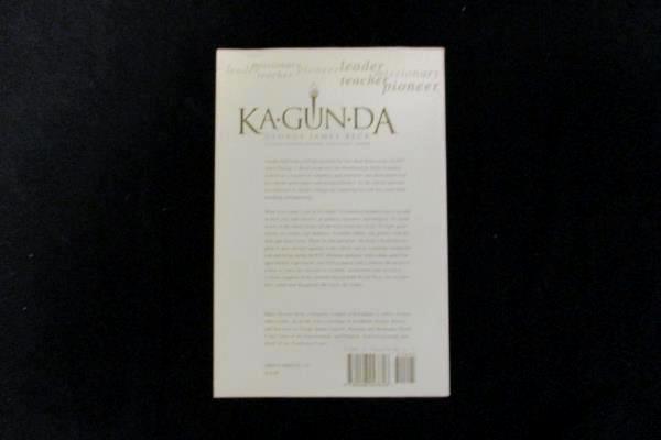 Ka-Gun-Da by Mary Giraudo Beck 1999 Rocky Point Publishing Alaska