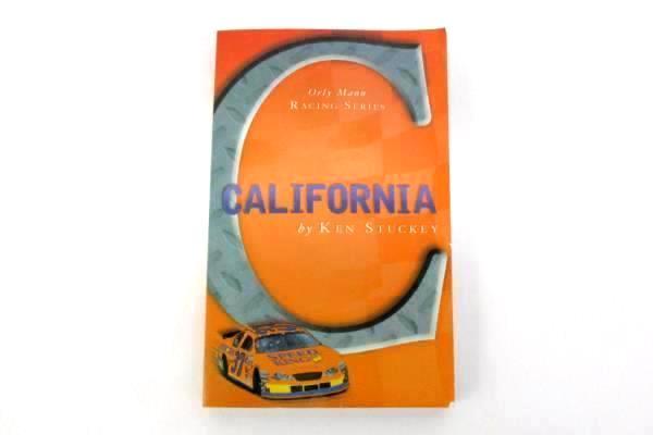 California by Ken Stuckey Signed Paperback 2005 Xulon Press