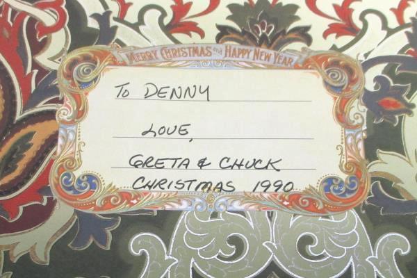 Joy To The World: A Victorian Christmas by Hart Grossman & Dunhill 1990 Hardback