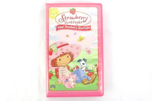 Meet Strawberry Shortcake Vhs Animated With Music Video 2003 Dic