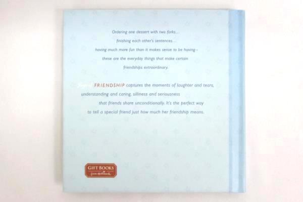 Joys of Friendship: A Celebration of Girlfriends Hallmark Gift Book 2004