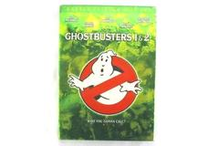 Ghostbusters 1 & 2 DVD Double Feature Gift Set Who You Gonna Call? Bill Murray