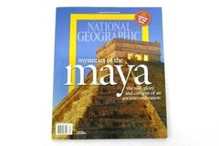Mysteries of the Maya National Geographic 2008 Collector's Edition