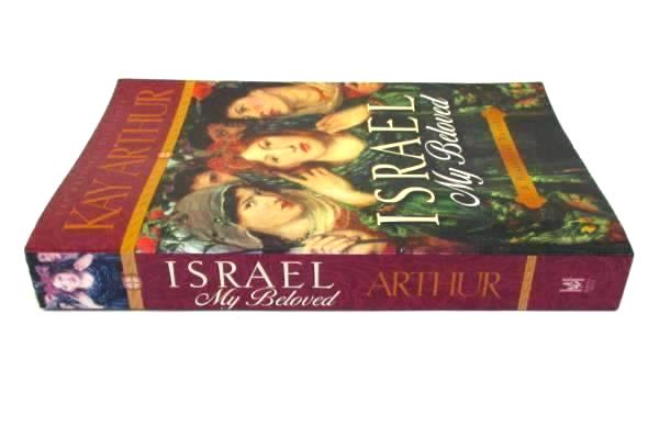 Israel, My Beloved by Kay Arthur Paperback 1996 Paperback Harvest House