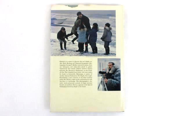 Alaska by Bern Keating Vintage Hardcover 1971 National Geographic Society
