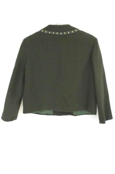 Rare Vintage Blazer Designed by The Piper Designed & H & E Shapiro 1955 Garment