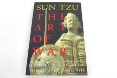 Vintage The Art of War Sun Tzu Paperback 1971 Book Oxford Press