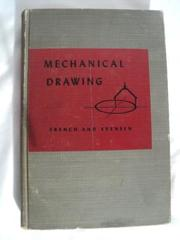 "Vintage 5th Edition 1948 ""Mechanical Drawing"" book by French and Svensen"