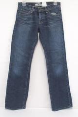 Original Women's Boycut Jeans Gap Denim Distressed Whiskering Button Fly Size 1R