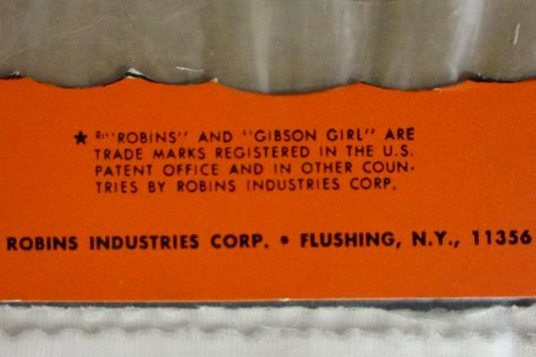 """Vintage Package of Robin's Lint-Free Cloths 7"""" x 11"""" Cat No. MLC-6"""