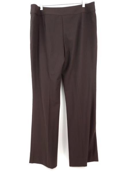 "NOEL ASMAR Spa Uniform Bottoms Chocolate Brown Suit Pant ""HCP006"" NWT Size 14"