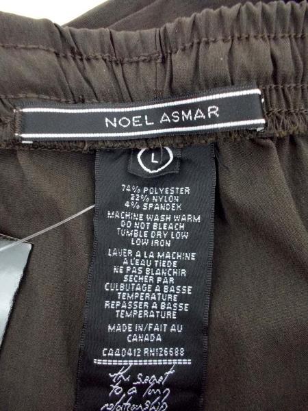 "NOEL ASMAR Spa Uniform Bottoms Choc. Brown  Pant  ""NA003DS"" NWT Size M Unisex"