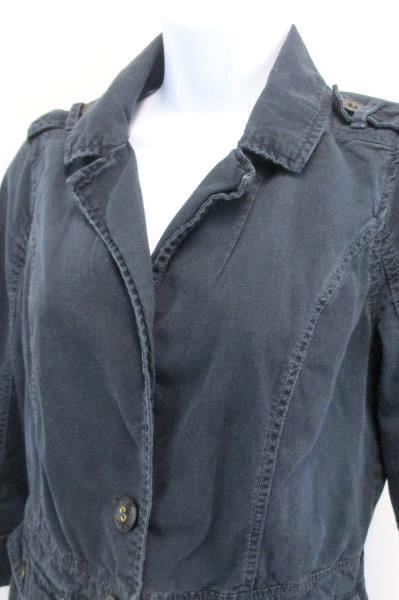 Abercrombie & Fitch Jacket Blazer Double Button Corduroy Women's Medium