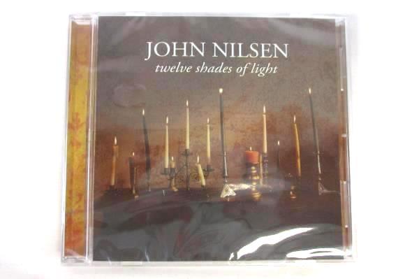 John Nilsen Twelve Shades Of Light CD Magic Wing Music 1994