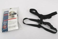 Nuzzle And Dog Harness Black Basic Training Beagles Boarder Collies Spaniel More