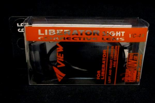 VIEW VC-4A Liberator Sight Corrective Lens -6.5