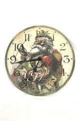Howard Miller Moments in Time Perfetts' Antique Christmas Musical Wall Clock