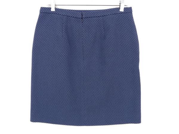 "ANNE KLEIN Blue Tweed Career ""Antonioni"" Pencil Skirt Women's Sz 8 ~ NWT $99"