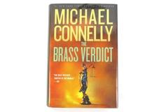 Mickey Haller: The Brass Verdict by Michael Connelly 2008, Hardcover
