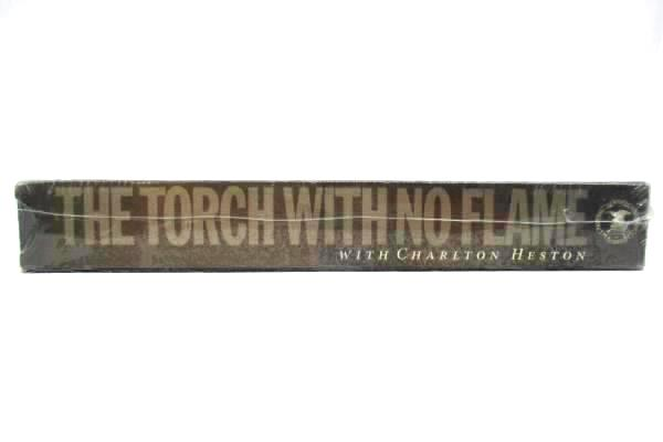 1996 VHS The Torch With No Flame -Second Amendment Message With Charlton Heston