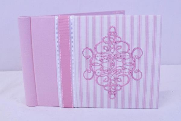 Molly West Handbound Photo Album & Brag Book Set w/ Boxes Unused