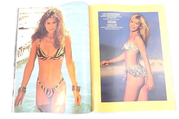 Sports Illustrated Swimsuit '96 South African Adventure Valeria Mazza Tyra Banks