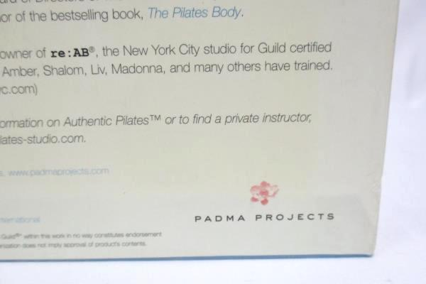 2003 The Pilates Body Kit Interactive Fitness File Home Travel By Brooke Siler