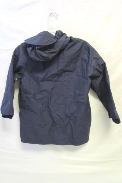 Red Ledge Kid's Rain Coat Dark Blue 70% PVC 30% Nylon Size Extra Small