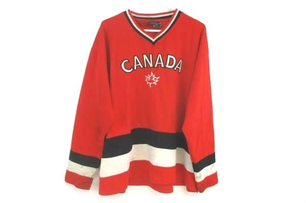 Lorenzo Collection Canada Sports Wear Adult Size XXL