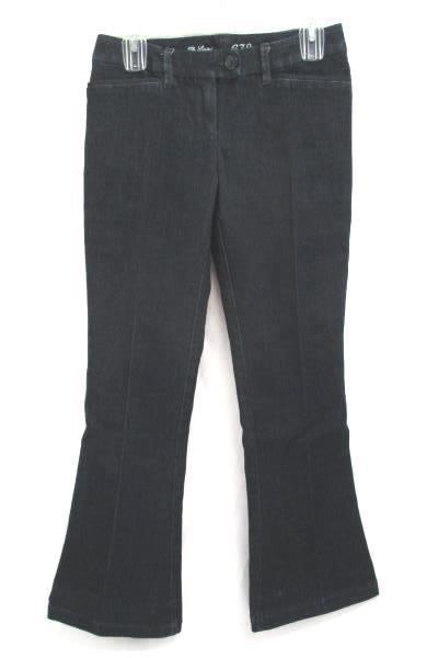 The Limited Denim 678 Dark Wash Jeans Flare Boot Cut Leg Womens Size 2 S
