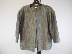 Eileen Fisher Women's Open Front Jacket Tencel Size S - NWT - Sample
