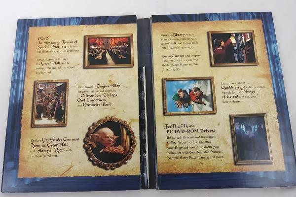 Harry Potter and the Sorcerer's Stone DVD, 2002, 2-Disc Set, Widescreen