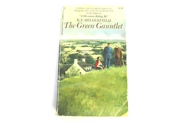R.F. Delderfield The Green Gauntlet 1970 Ballantine Books Inc. PaperBack