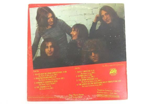"Mott The Hoople - Brain Capers 1971 12"" Vinyl 33 RPM LP Record SD-8304"