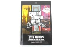 Grand Theft Auto San Andreas City Guides Book PC Version