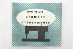 How To Use Kenmore Attachments Manual For Attachment Sets 607.83 & 607.89