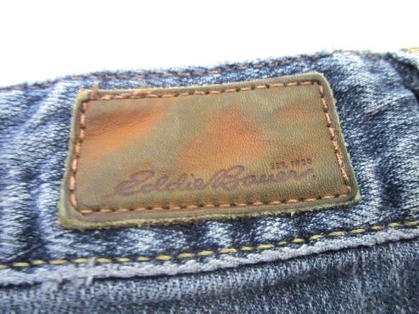 Jeans By Eddie Bauer Blue Women's Size 12L