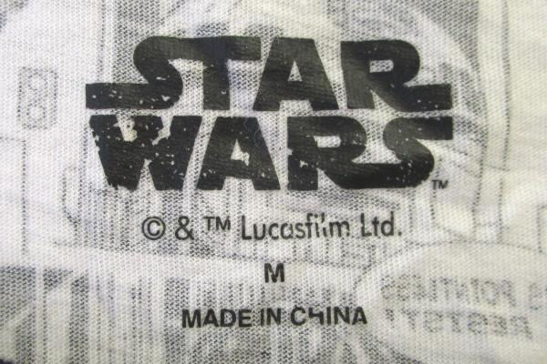 Lucasfilm Woman's Star Wars Comic Tunic Shirt Size M