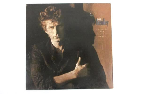 """Don Henley - Building The Perfect Beast 1984 12"""" Vinyl 33 RPM LP Record GHS24026"""