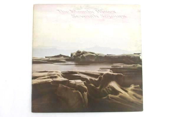 """Seventh Sojourn - The Moody Blues 1972 12"""" Vinyl 33 RPM LP Record THS-7"""