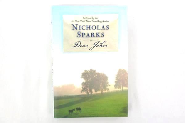 Dear John by Nicholas Sparks Hardcover 2006 First Edition