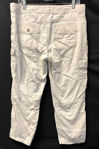 Women's Cream White Pant's By Tommy Hilfiger Size 12
