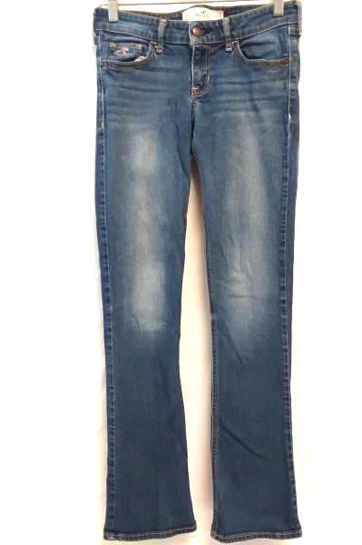 Women's Blue Jeans By Hollister Size Size 1S (25W / 31L)