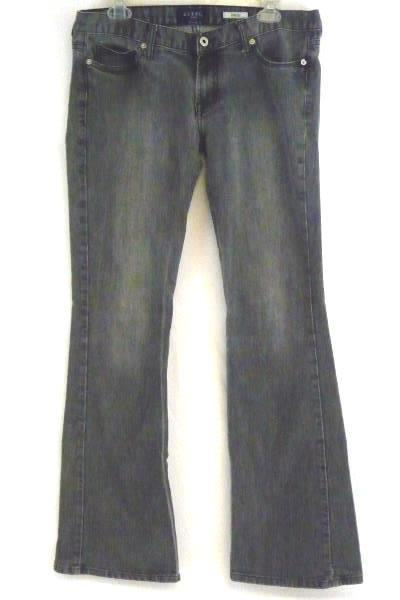Guess Jeans Women's Light Gray Medium Wash Stretch Size 30
