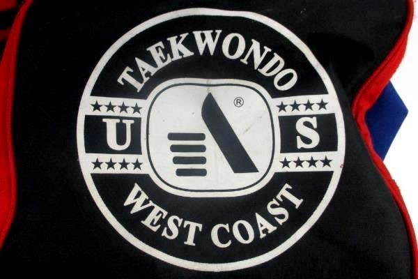 Youth Taekwondo Protection Gear West Coast Taewondo Chest Pad Shin Guards more