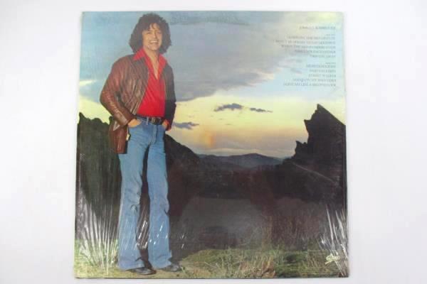 """Johnny Rodriguez """"Rodriguez"""" 1979 12"""" Vinyl 33 RPM LP Records Country AL 36014"""